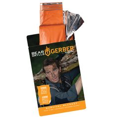 Gerber Bear Grylls Survival Blanket - https://www.boatpartsforless.com/shop/gerber-bear-grylls-survival-blanket/