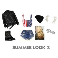 """Summer Look 2"" by monica-rodriguez981821 on Polyvore"