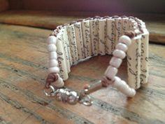 Faça você mesmo Bijuterias com Papel Reciclado / Reciclagem de Papel / DIY Jewelry with Recycled Paper