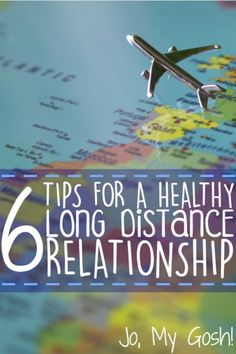 Great tips for a healthy long distance relationship! ldr, milspouse, milso