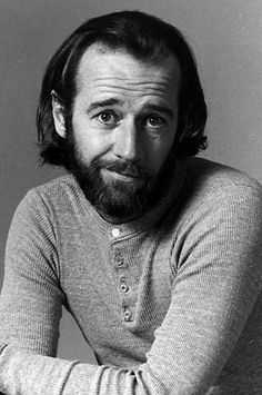 "George Carlin - we got to know him on 60s TV variety shows first (we were a lucky generation) His routines of Stupid disc jockeys  at call station 'Wonderful WINO..."" -- ""The Beatles' latest record, when played backwards at slow speed, says 'Dummy! You're playing it backwards at slow speed!'"" & his Al Sleet, the ""hippie-dippie weatherman""—""Tonight's forecast: Dark""!"