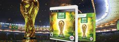 Comienza el mundial Brasil 2014 - http://www.tecnogaming.com/2014/06/comienza-el-mundial-brasil-2014/