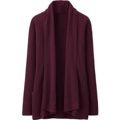 UNIQLO Women Heattech Lounge Cardigan