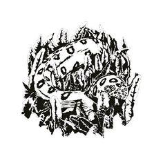 Eel In Hiding. Letter E in my 30 day awesome animal art challenge 🤗 commissions open. #commissions #artwork #art🎨 #art #artstagram #artchallenge #eel #pen #newart #nature #sealife #ocean #oceanlife #marinelife #hide #saturday #dailyart #sammyjackles #awesomeanimalart