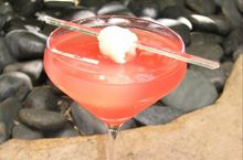 This looks delicious.  Thirsty Thursday: Add Some Asian Flare To Your Cocktail
