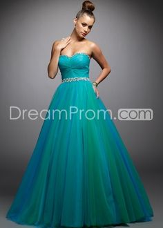 Attractive Floor-length Sweetheart Pleats Mermaid Evening/Prom Dresses