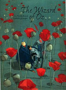 """""""The Wizard of Oz"""" by Frank L Baum. Illustrated by Lisbeth Zwerger"""