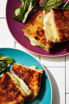 Cheap Meals (Grilled Cheese)When we're saving cash, we often turn to peanut butter sandwiches and cereal. That's why learning some other low-cost, easy recipes is seriously essential. A good grilled cheese feels substantial, but the ingredients will only cost a few dollars. #refinery29 http://www.refinery29.com/cooking-basic-skills#slide-13