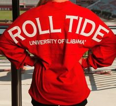 Tuskwear s Alabama Roll Tide Spirit Jersey in Crimson f29614189