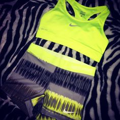 My new nike gear! :)