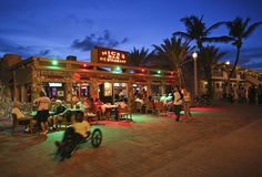The Ten Best Hollywood Beach Restaurants and Bars to Visit Before Margaritaville Arrives Hollywood Beach Restaurants, Hollywood Beach Florida, Florida Vacation, Florida Travel, Florida Beaches, Vacation Destinations, Vacation Spots, Tropical Vacations, Margaritaville Hollywood