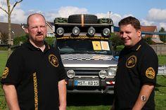 Team Schorpioenen onderweg naar Dakar 10