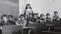 A former residential school student is entitled to compensation for abuse at the hands of a nun, the Supreme Court of Canada says in a decision that helps clarify the scope of appeals in such cases. Aboriginal Education, Indigenous Education, Aboriginal People, Native Canadian, Canadian History, Us History, Indian Residential Schools, Residential Schools Canada, Ministry Of Education
