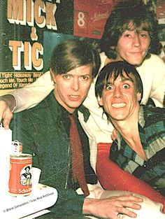 A NIGHT SPENT HANGING OUT WITH DAVID BOWIE AND IGGY POP: IVAN KRAL TELLS US WHAT IT WAS LIKE - http://dangerousminds.net/comments/a_night_spent_hanging_out_with_david_bowie_and_iggy_pop_ivan_kral_tells_us