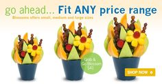 Any Price scent free fruit bouquet are great for all occasions and make great gifts ideas or decorations from a proud Canadian Company. Great alternative to traditional flowers or fruit baskets