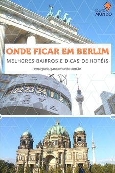 Está planejando viajar para Berlim? Criamos um guia completo com os melhores bairros da capital alemã para ajudar você a escolher onde ficar em Berlim.