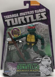 We always have the hottest Vintage Toys at The Angry Spider.  Now available: TAS038528 - 2014 ...  Check it out here: http://theangryspider.com/products/tas038528-2014-playmates-teenage-mutant-ninja-turtles-donatello?utm_campaign=social_autopilot&utm_source=pin&utm_medium=pin