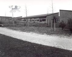 sinnemaschool kingmastate  1985 Historisch Centrum Leeuwarden - Beeldbank Leeuwarden