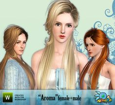 """""""Aroma"""" by Newsea.  Subscriber only.  Male or Female for all ages but Child and Toddler."""
