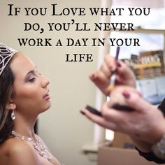 Quotes for Makeup Artist