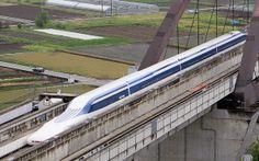 Japan's train transportation