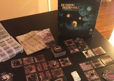 We're in a golden age of board games. Betrayal at House on the Hill is one of the best.