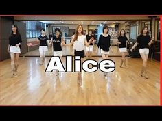 Alice- Line Dance (Easy Improver )Daniel Whittaker Album, Music, Fitness, Easy, Youtube, Lose Belly Fat, Musica, Musik, Muziek