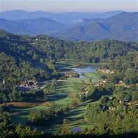 We have a home in Sky Valley, Georgia.  Beautiful golf course. Too bad we don't play.