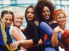 How the Spice Girls really got their nicknames