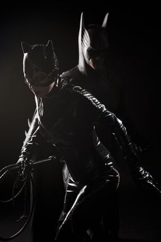 Batman & Catwoman | SuperJero Photography - she is jsa now