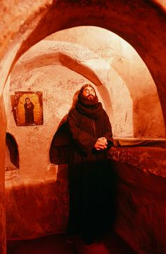 Egypt's Desert Monasteries of the Wadi Natroun Father Solanus Casey, Old Believers, Christian Symbols, Orthodox Christianity, Cairo Egypt, Faith In God, Vintage Pictures, Priest, Saints