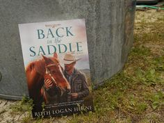 Back in the Saddle by Ruth Logan Herne. Check our my #review here: http://spreadinghisgrace.blogspot.com/2016/04/my-bookshelf-back-in-saddle-by-ruth.html