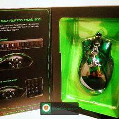 Razer Naga Hex green edition #razer #gamingmice  #pcgaming #macro #moba #lol #dota2indo #dota2 #mygadget