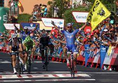 Vuelta a España 2015: On Fresh Pedals http://www.eog.com/news/vuelta-a-espana-2015-on-fresh-pedals/