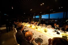 A wedding reception on one of the most beautiful Roof of Florence