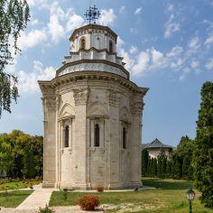 The Tower of Golia Monastery, Iasi, Romania