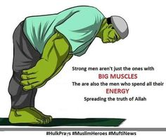 Be strong...Speard the noble message.