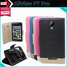 >> Click to Buy << Fashion Luxury Flip Leather Protective Phone Case Cover for Allview P7 Pro 5inch Phone with Card Slot Style 5 Colors  #Affiliate