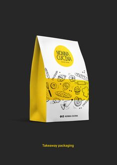 Nonna Cucina Grandma Kitchen on the Packaging of the World – Creative Package Design Gallery – Chip Packaging, Rice Packaging, Bread Packaging, Pouch Packaging, Coffee Packaging, Simple Packaging, Chocolate Packaging, Bottle Packaging, Food Graphic Design