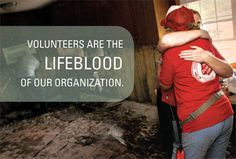 Thanks to all our amazing Emergency Disaster volunteers!