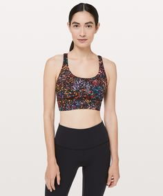 09dce804a Energy Bra Long Line - We created a long-line version of this fan-favourite  sports bra to give you extra coverage for yoga