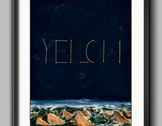 """Check out new work on my @Behance portfolio: """"Yellow!"""" http://be.net/gallery/35415609/Yellow"""