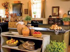 Kitchens tend to be remodeled more than any other room in the house, and with the quick pace of tren... - Provided by Country Living