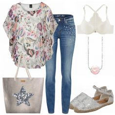 Sommer-Outfits: Sommertag bei FrauenOutfits.de
