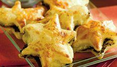 Bámulatos csillagocskák különleges sajtos töltelékkel! Káprázatos recept!