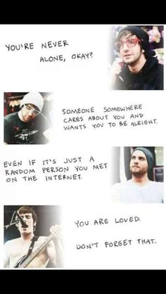 All Time Low but whatever and anyway my point is, bleeding a bit into layouts, we could do stuff like this for alternative pictures and quotes