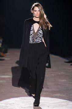 Francesco Scognamiglio Fall 2013 Ready-to-Wear Fashion Show - Caroline Brasch…