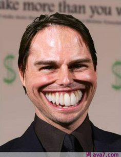 Celebrity Funny Face