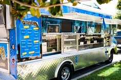 Have a food truck cater the party