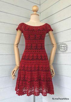 Awsome Chocolate tricks -Black choco luxury trend - inspiration for cake decoration Crotchet Dress, Crochet Shirt, Diy Dress, Lace Dress, Wedding Dress Patterns, Crochet Lace Edging, Crochet For Boys, Crochet Woman, Crochet Designs